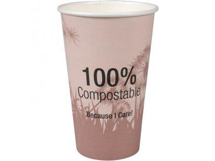 Bio kelímek na kávu 480ml/490ml