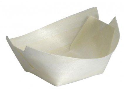 Dřevěné talíře a misky