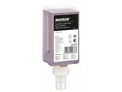 Tekuté mýdlo KATRIN 500ml Sunny Garden - senzor
