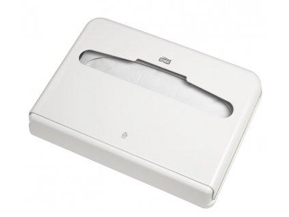 Zásobník na papírové podložky bílá