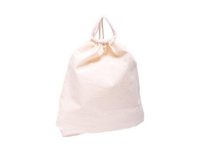 Bavlněný batoh na záda přírodní