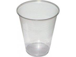 Kelímek 0,3 transparent