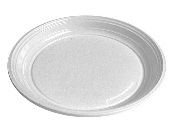 talíř plastový