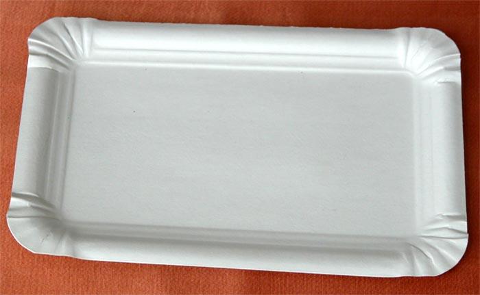 papírový tácek