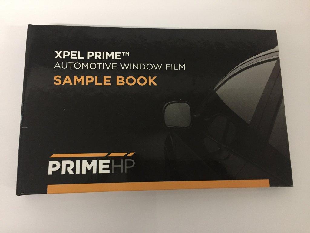 HP sample book