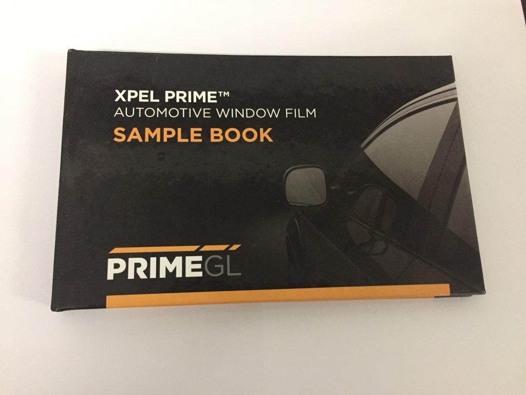 GL sample book