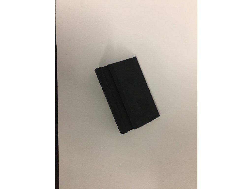 6,5cm - STĚRKA BLACK SMOOTHIE TUBE NA  PLOCHY A PODLAHY
