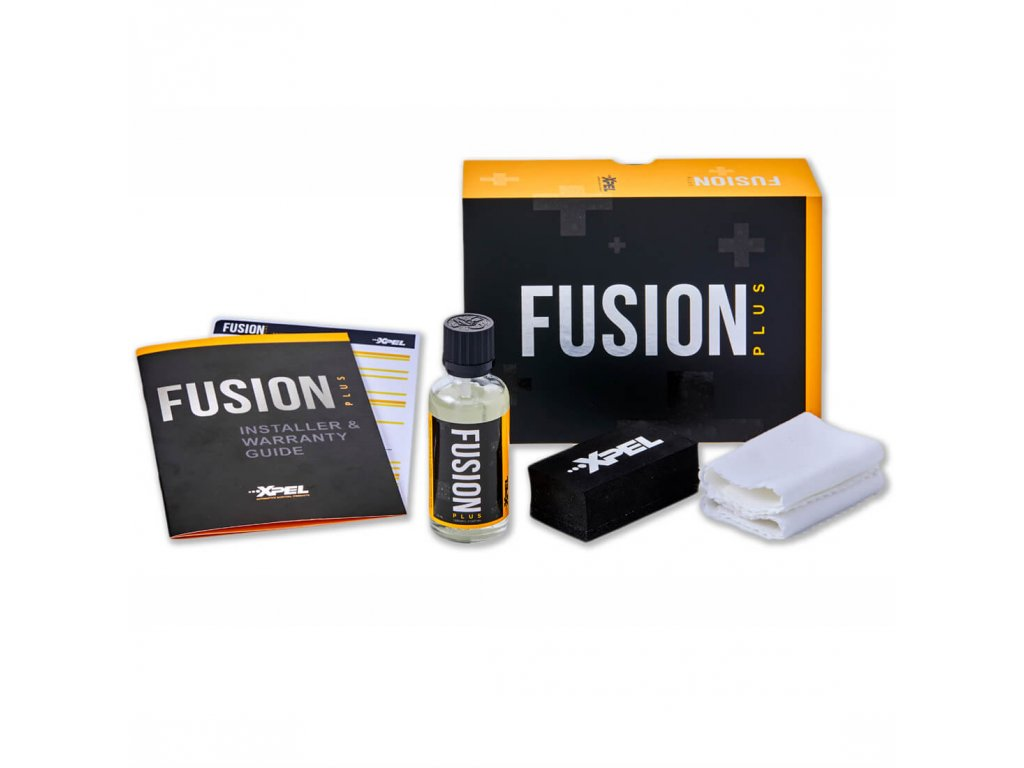xpel fusion plus ceramic coating for ppf