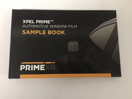 XR sample book