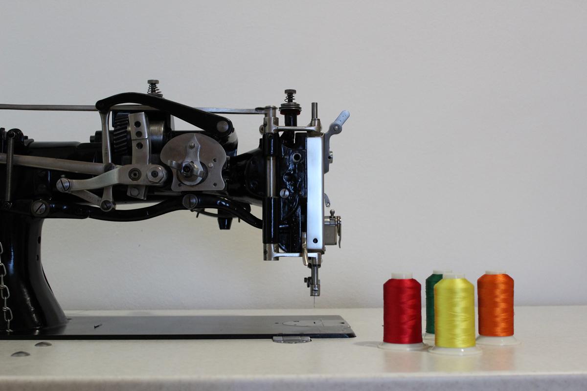 Vyšívací stroj ADLER časť 1: Renovacia