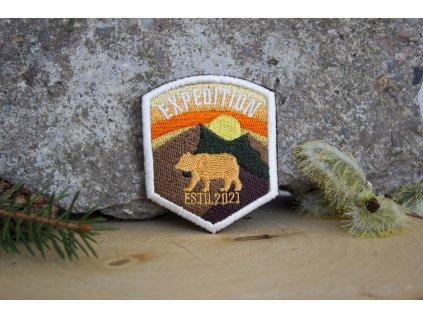 Nažehlovačka Expedition - Bear