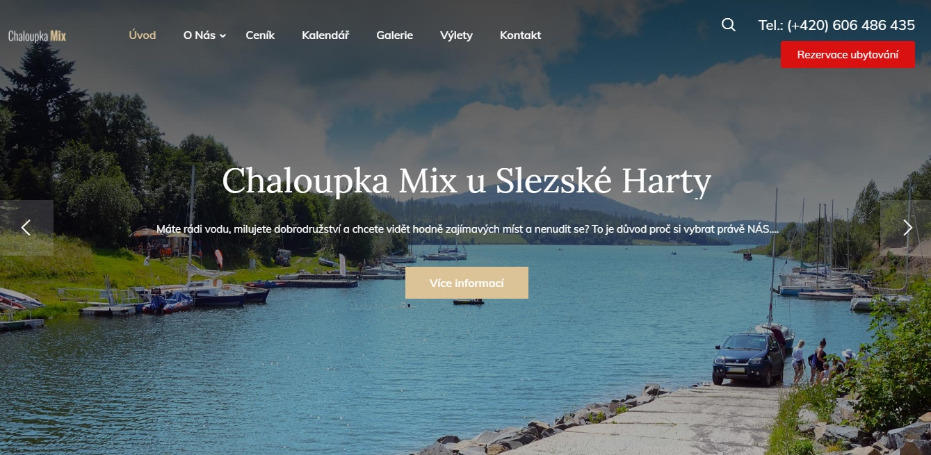 Chalupa Mix Leskovec nad Moravicí