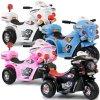 Dětská elektrická motorka vozítko tříkolka pro děti