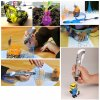 3D PEN oranžové pero- tiskárna pro ruční 3D kreslení