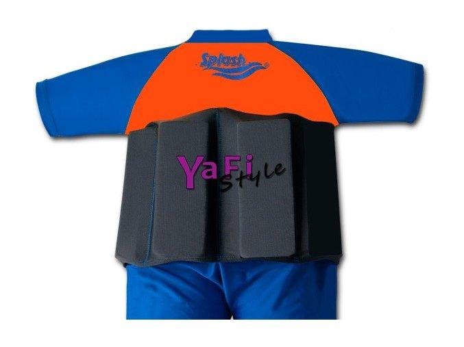 Dětský plovací oblek, do 15 - 18 kg