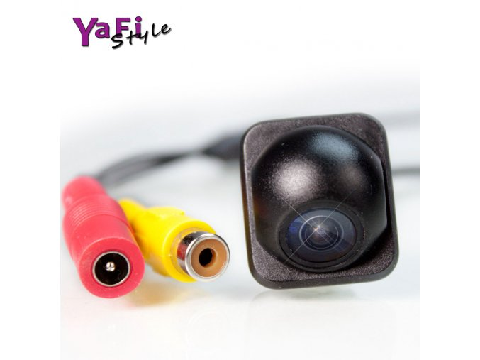 Vodotěsná barevná zadní mini micro kamera do auta