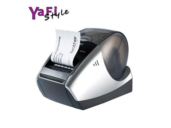 Tiskárna Brother samolepících štítků QL-570 thermo