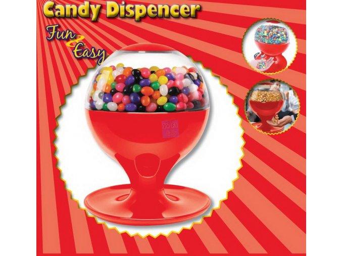 Automat podavač na sladkosti s pohybovým senzorem
