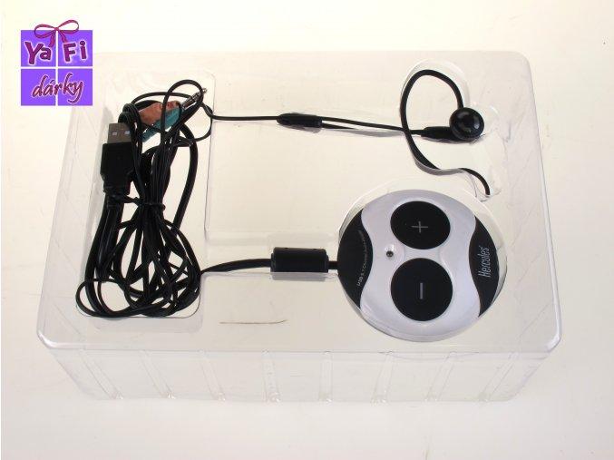 Externí zvuková karta Hercules Muse LT3 USB 5.1
