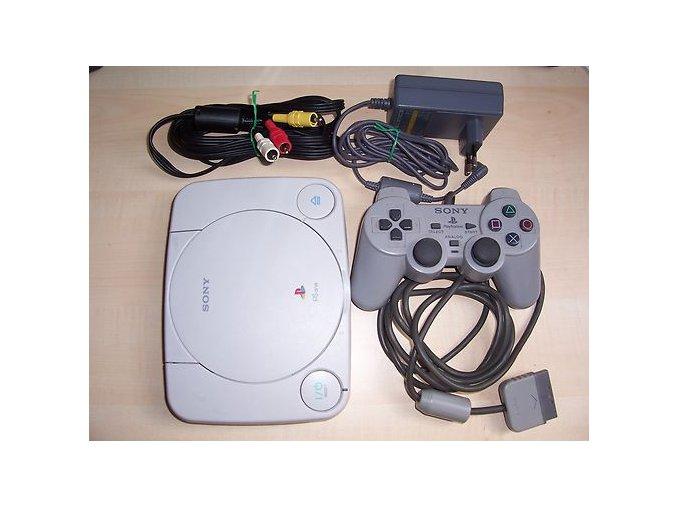 Sony PLAYSTATION 1,PSX,PS1, PS one slim a přísluš.