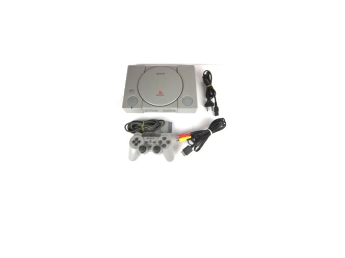 Sony PLAYSTATION 1, PSX, PS1, ovladač a kabeláž