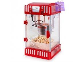 Popkornovač popcorn automat maker - nerez ocel