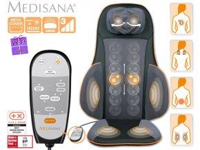 Shiatsu akupresurní masážní podložka křeslo Medisana MC 825