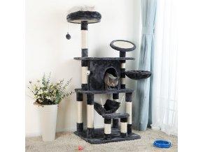 Kočičí strom, velké škrabadlo pro kočky PCT25G