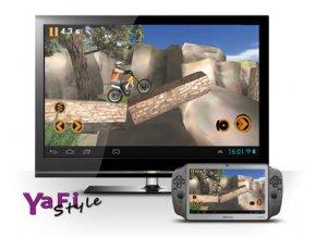 Archos GamePad herní tablet konzole dual core HDMI