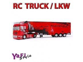 RC nákladní auto,náklaďák,kamion dálkové ovládání