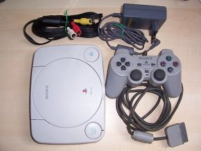 Sony PLAYSTATION 1,PSX,PS1, PS one slim a přísluš.
