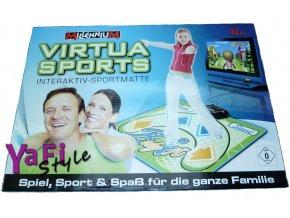 TV konzole fitness MILLENNIUM Virtua Sport