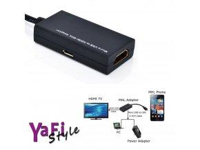 Převodník MHL USB na HDMI, HTC EVO 3D,SAMSUNG S2..