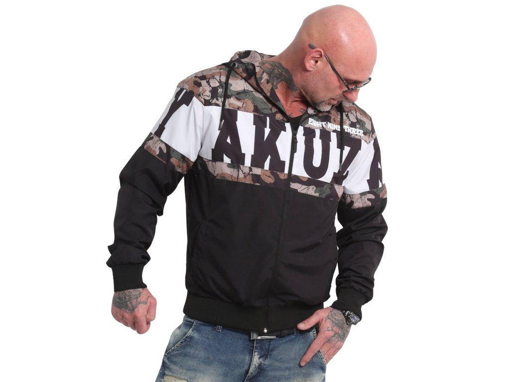 Yakuza bunda TRI STAR WINDBREAKER WB 18032 camouflage