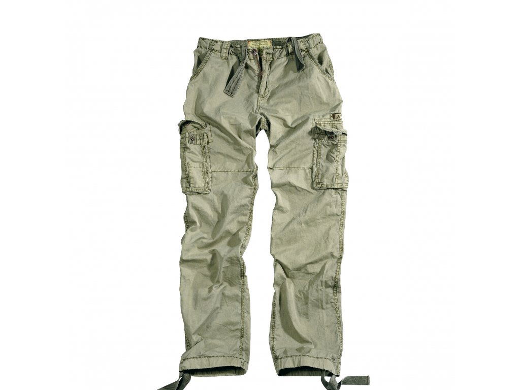 Alpha Industries nohavice Jet Pant light olive
