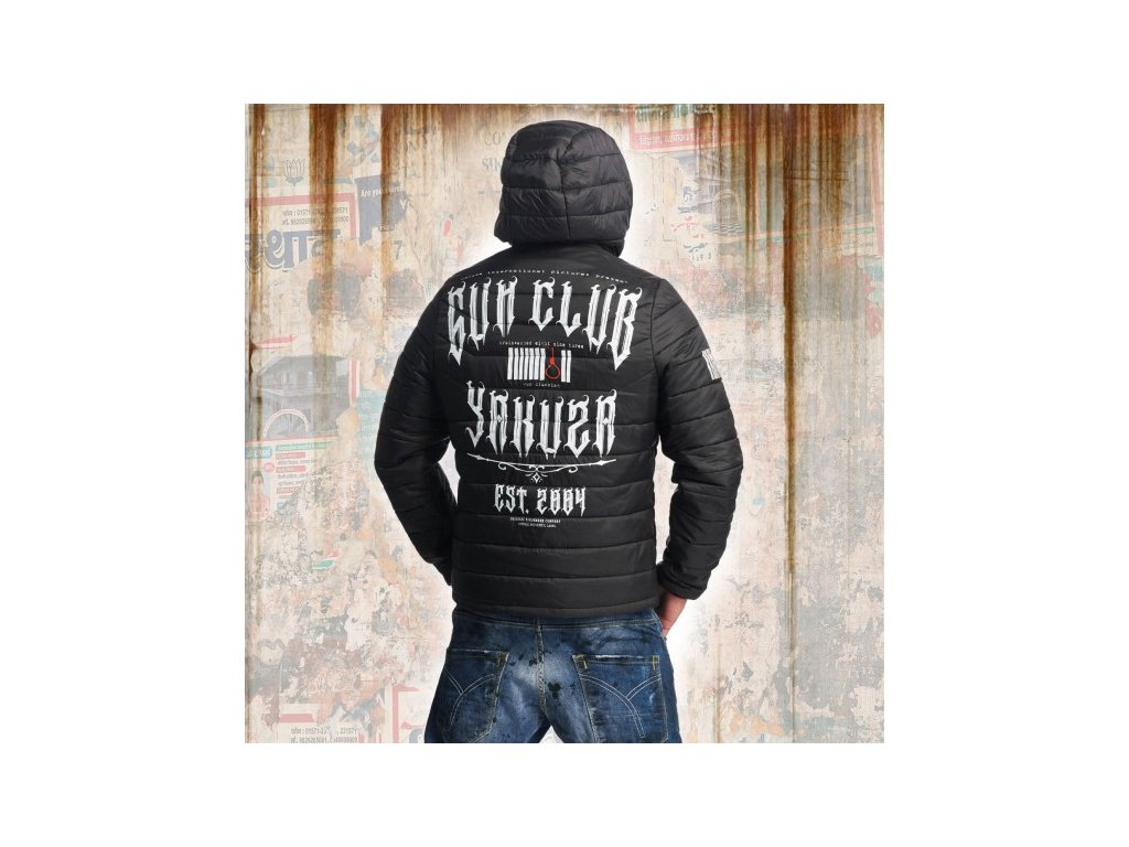 Yakuza bunda GUN CLUB JB 10047 BLACK