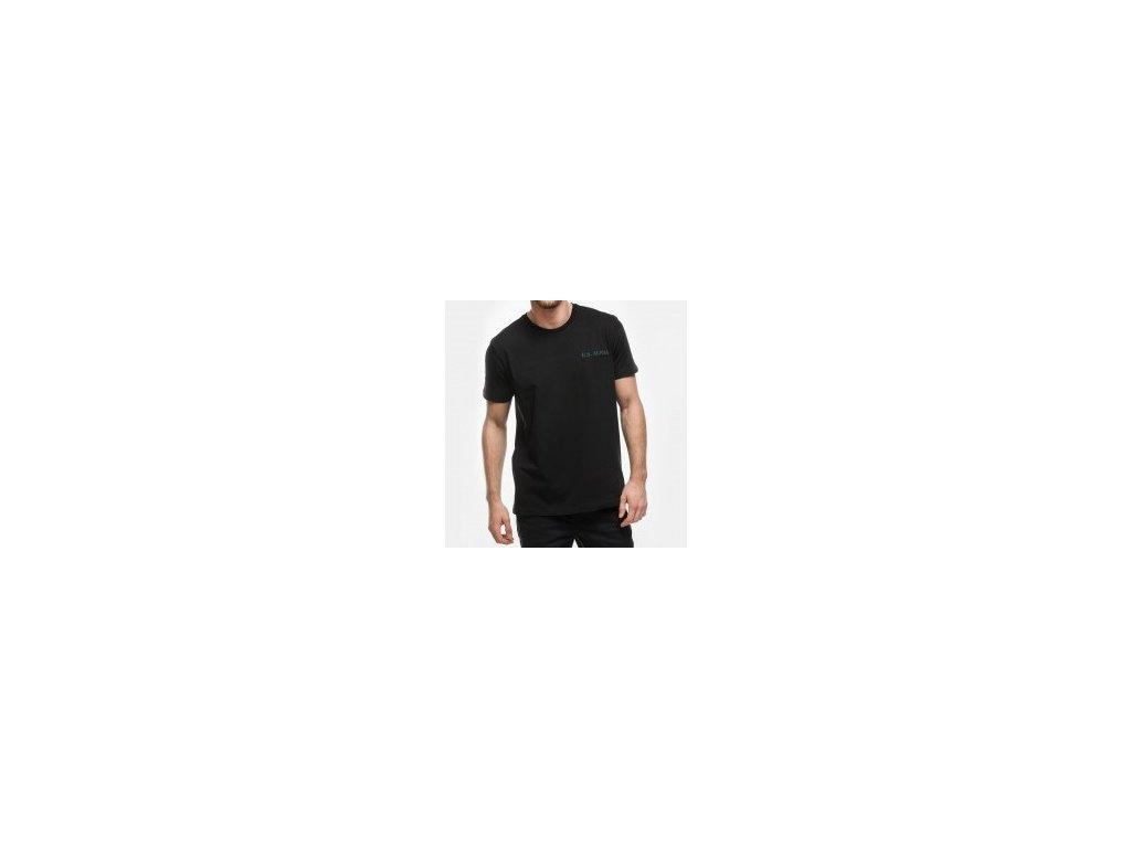 Alpha Industries ALS T black tričko pánske