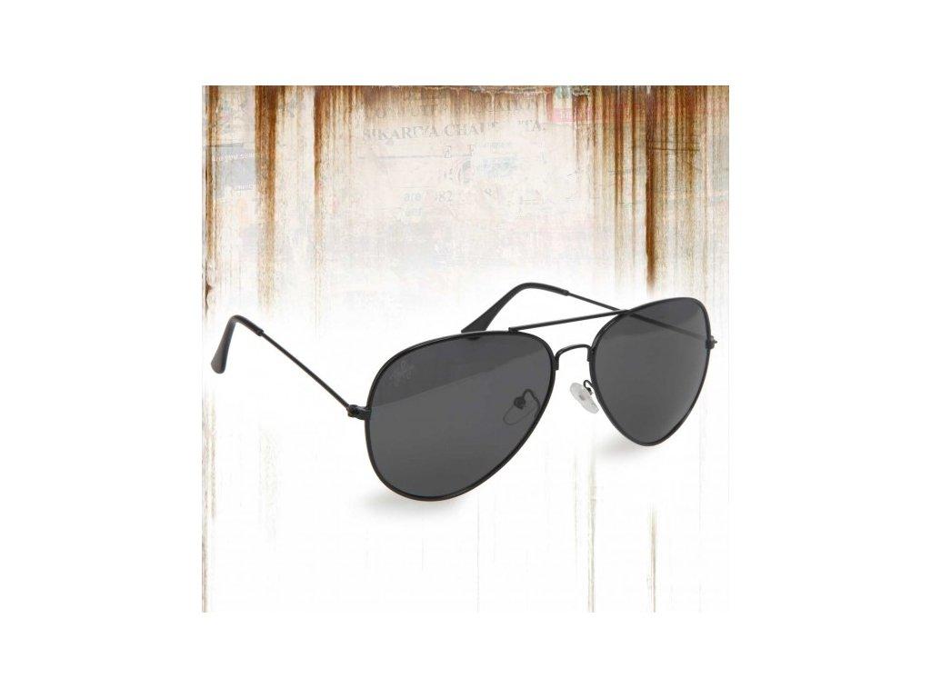 Yakuza slnečné okuliare EMS Sunglasses SGB 12317 black