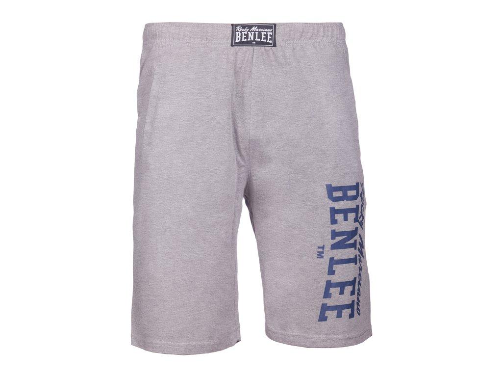 Benlee Rocky Marciano SPINKS Grey pánske šortky