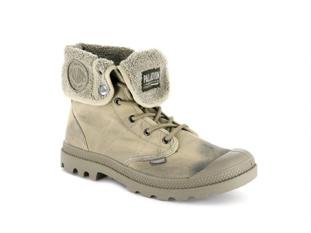 Palladium módne topánky PALLABROUSSE BAGGY TX SAFARI/DUNE