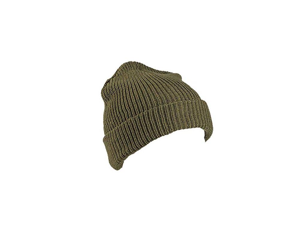 MILTEC čiapka OD ACRYLIC WATCH CAP