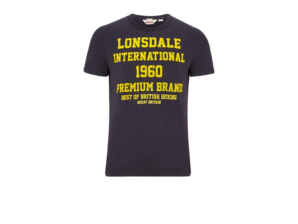 Lonsdale GREATSTONE Slim Fit pánske tričko