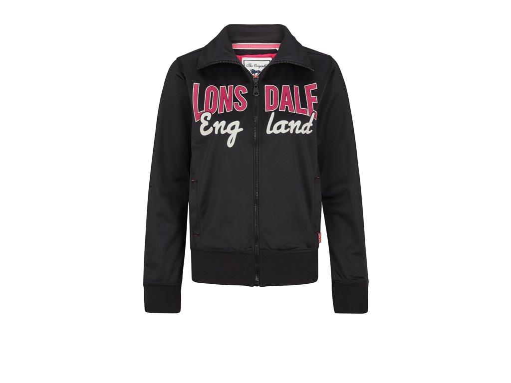 Lonsdale SANDHURST Ladies Tricot Jacket dámska mikina