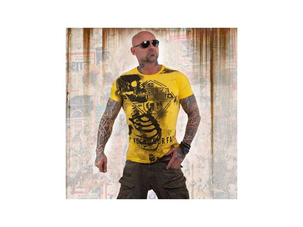Yakuza XRAY tričko pánske TSB 13045 dandelion