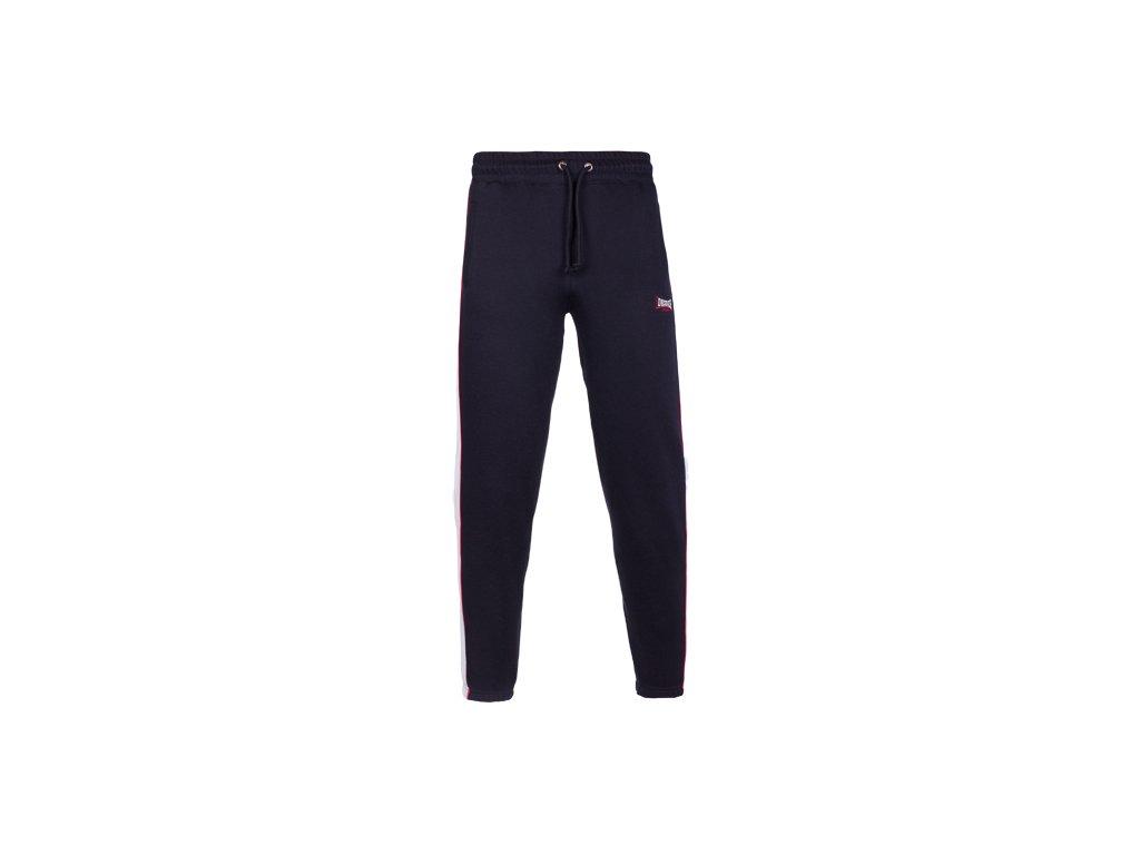 Lonsdale Jogging Pants DAWLEY Black pánske tepláky