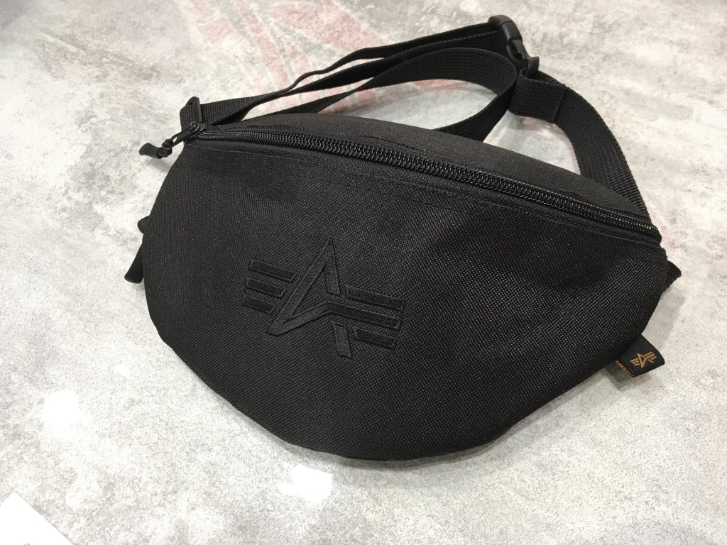 Alpha Industries Waist Bag Alpha ľadvinka-taška