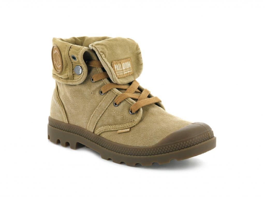 Palladium módne topánky US BAGGY APPLE CINNAMON