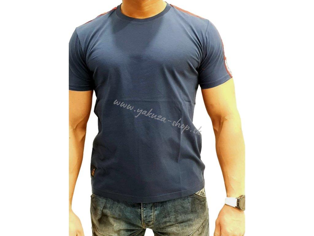Alpha Industries RBF Tape T New Navy tričko pánske