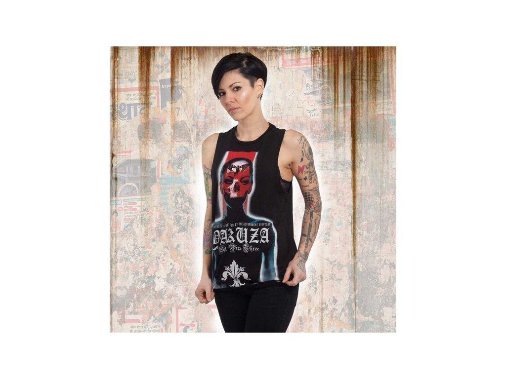 Yakuza DEAD ANGEL dámske tielko GSB 13138 Black