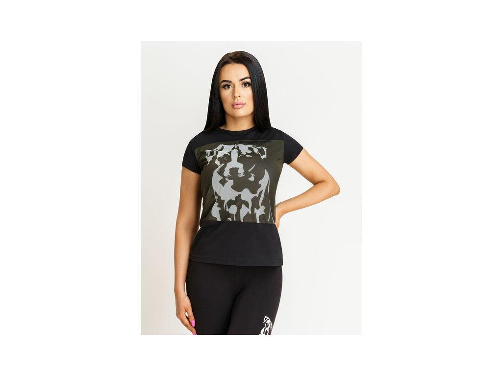 Babystaff VEVA black tričko